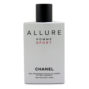 Allure Homme Sport Hair & Body Wash Chanel Image