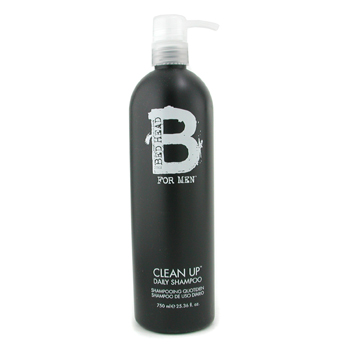 Bed Head B For Men Clean Up Daily Shampoo Tigi Image