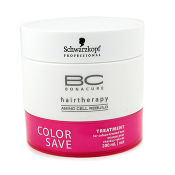 BC Color Save Rinse Out Treatment ( For Colour Treated Hair ) 200ml 6.7oz