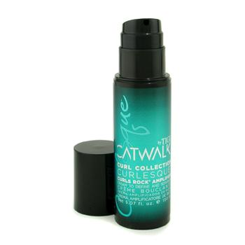 Catwalk Curlesque Curls Rock Amplifier Tigi Image