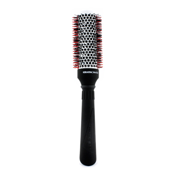 Ceramic-Technology-Nano-Sliver-Ions-Heat-Resistant-Ceramic-Ionic-Round-Brush-(2.5-Inch)-Keratin-Complex