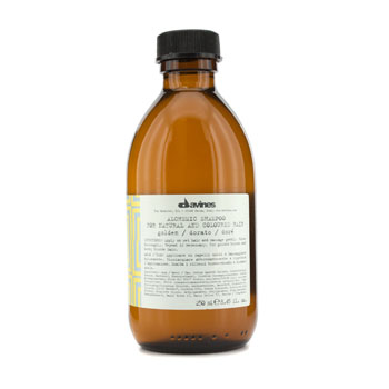 Alchemic-Shampoo-Golden-(For-Natural-and-Coloured-Golden-Blonde-and-Honey-Blonde-Hair)-Davines