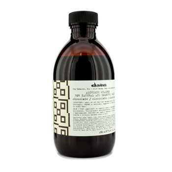 Alchemic-Shampoo-Chocolate-(For-Natural-and-Dark-Brown-to-Black-Hair)-Davines