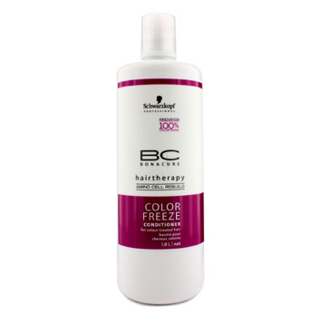 BC Color Freeze Conditioner (For Colour-Treated Hair) Schwarzkopf Image