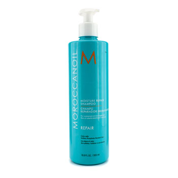 Moisture-Repair-Shampoo-(For-Weakened-and-Damaged-Hair)-Moroccanoil