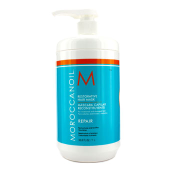 Restorative Hair Mask - For Weakened and Damaged Hair (Salon Product)