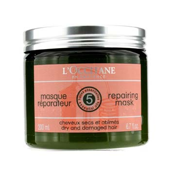 Aromachologie-Repairing-Mask-(For-Dry-and-Damaged-Hair)-LOccitane