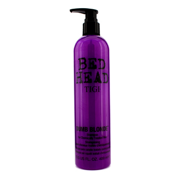 Bed-Head-Dumb-Blonde-Shampoo-(For-Chemically-Treated-Hair)-Tigi