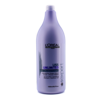 Professionnel-Expert-Serie---Liss-Unlimited-Smoothing-Shampoo-(For-Rebellious-Hair)-LOreal