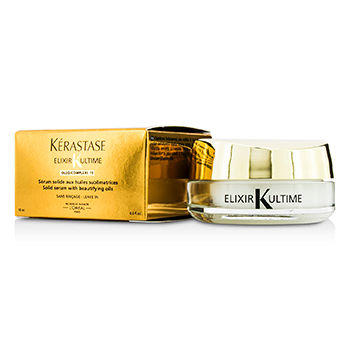 Elixir-Ultime-Oleo-Complexe-Solid-Serum-with-Beautifying-Oils---Leave-In-(For-Dry-Damaged-Thick-or-Fizzy-Hair)-Kerastase