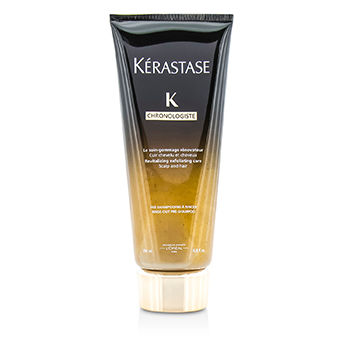 Chronolgiste-Revitalizing-Exfoliating-Care---Scalp-and-Hair-(Rinse-Out-Pre-Shampoo)-Kerastase