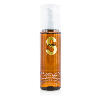 S Factor True Lasting Colour Hair Oil
