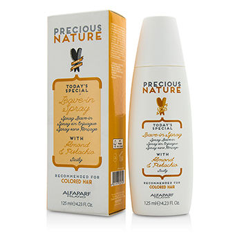 Precious-Nature-Todays-Special-Leave-In-Spray-with-Almond-and-Pistachia-(For-Colored-Hair)-AlfaParf