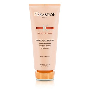 Discipline-Fondant-Fluidealiste-Smooth-in-Motion-Care---For-All-Unruly-Hair-(New-Packaging)-Kerastase