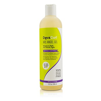 Arc-Angel-Gel-(Maximum-Hold-No-Crunch-Styler---Define-and-Control)-DevaCurl