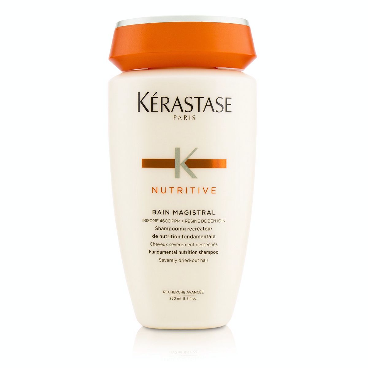 Nutritive Bain Magistral Fundamental Nutrition Shampoo (Severely Dried-Out Hair)  250ml/8.5oz