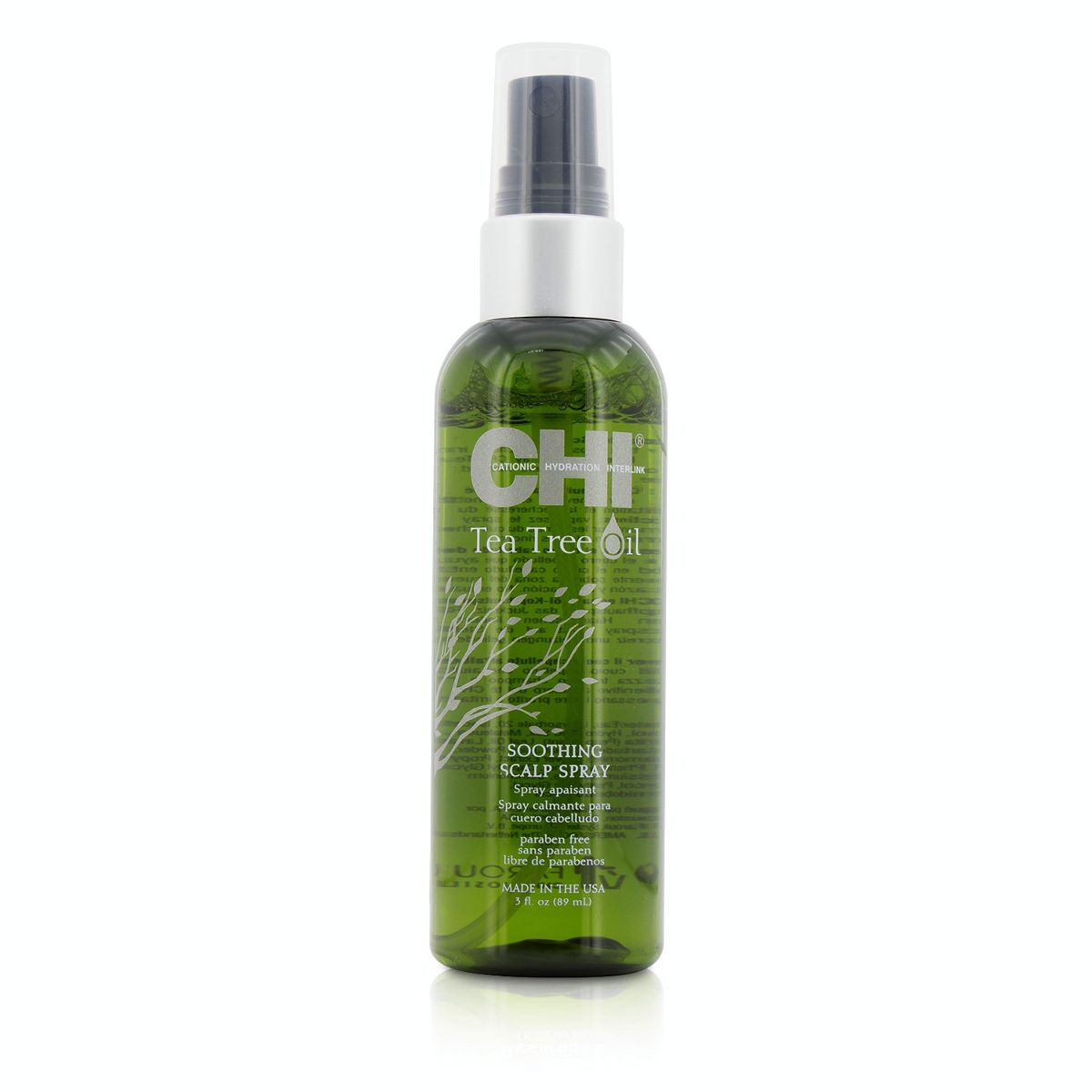 Tea Tree Oil Soothing Scalp Spray CHI Image