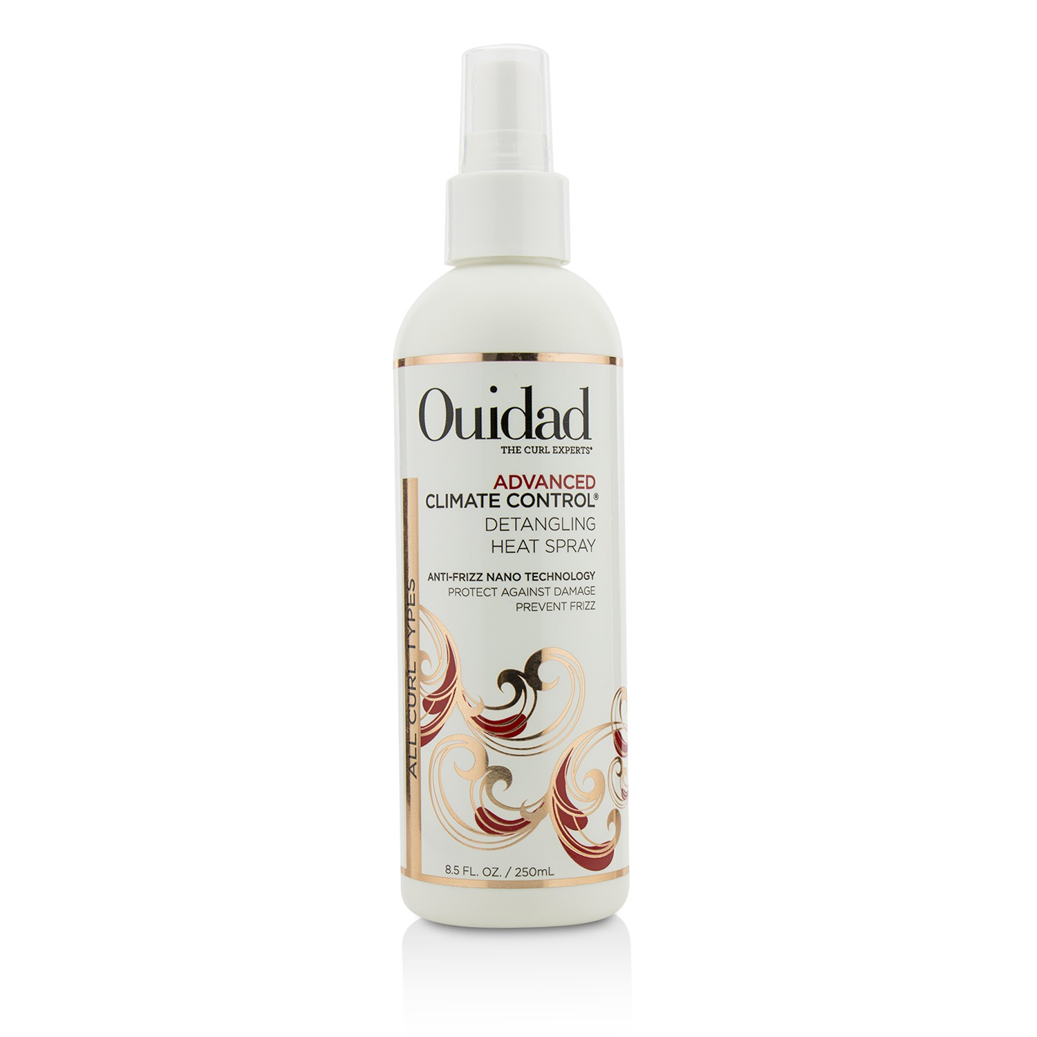 Advanced Climate Control Detangling Heat Spray (All Curl Types) Ouidad Image