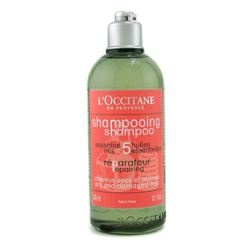 Aromachologie-Repairing-Shampoo-(-Dry-and-Damaged-Hair-)-LOccitane
