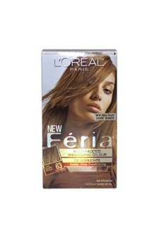 Feria-Multi-Faceted-Shimmering-Color-3X-Highlights-#63-Light-Golden-Brown-Warmer-LOreal