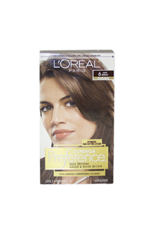 Superior-Preference-Fade-Defying-Color-#-6-Light-Brown---Natural-LOreal