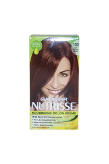 Nutrisse-Nourishing-Color-Creme-#-452-Dark-Reddish-Brown-Garnier