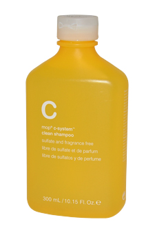 C-System Clean Shampoo MOP Image