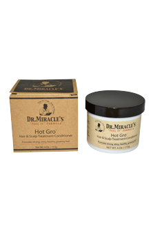 Hot Gro Hair & Scalp Treatment Conditioner Conditioner 120 ml/4 oz