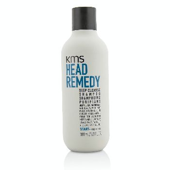 Head-Remedy-Deep-Cleanse-Shampoo-(Deep-Cleansing-For-Hair-and-Scalp)-KMS-California