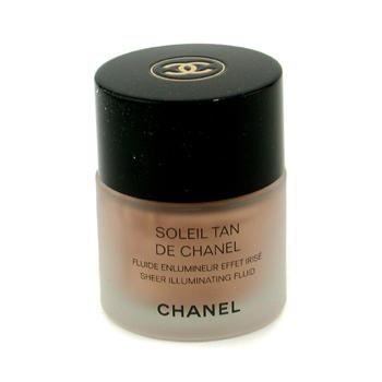 Soleil Tan De Sheer Illuminating Fluid - Sunkissed