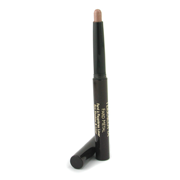 Terracotta Fard Metal Eye Shadow & Liner - # 02 Smoky Metal