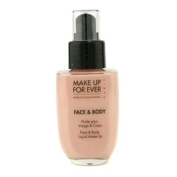 Face & Body Liquid Make Up - #36 ( Pink ) Make Up For Ever Image