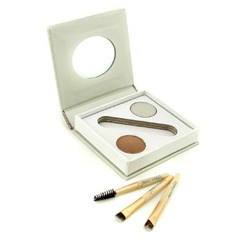 Bitty-Brow-Kit---Blonde-(-1x-Brow-Powder-1x-Brow-Wax-3x-Applicator-)-Jane-Iredale