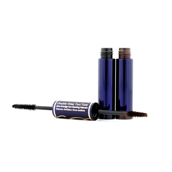 Double-Wear-Two-Tone-Zero-Smudge-Eye-Opening-Mascara---#-01-Bold-Black-Rich-Brown-Estee-Lauder