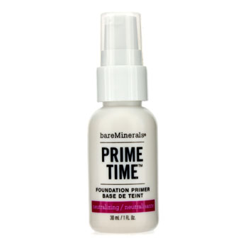 BareMinerals Prime Time Neutralizing Foundation Primer Bare Escentuals Image