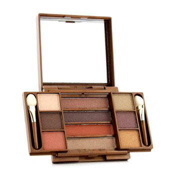 Multi-Level-10-Colors-Eye-Shadow-Compact---#-9857-(Unboxed)-Fashion-Fair