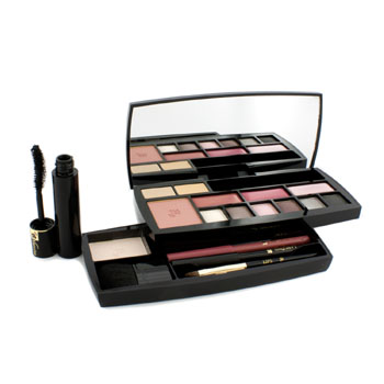 Absolu-Voyage-Complete-Makeup-kit-(1x-Powder-1x-Blush-2x-Concealer-6x-EyeShadow....)-Lancome