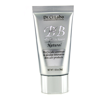 BB-Perfect-Cream-(Makeup-Foundation)---Natural-Dr.-Ci:Labo