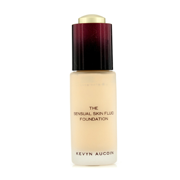 The Sensual Skin Fluid Foundation - # SF03
