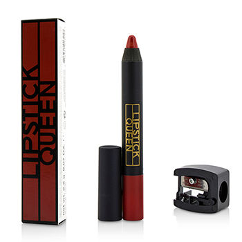 Cupids Bow Lip Pencil With Pencil Sharpener - # Desire (Amorous True Red)