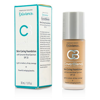 CoverBlend-Skin-Caring-Foundation-SPF20---#-Desert-Sand-Exuviance