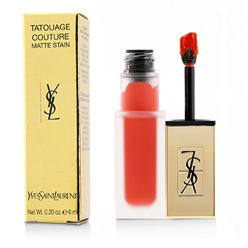 Tatouage Couture Matte Stain - # True Orange