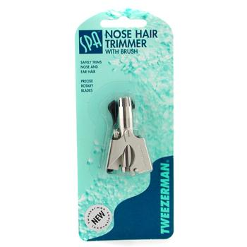 Nose-Hair-Trimmer-with-Brush-Tweezerman