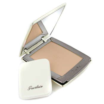 Parure Compact Foundation with Crystal Pearls SPF20 - # 02 Beige Exquis