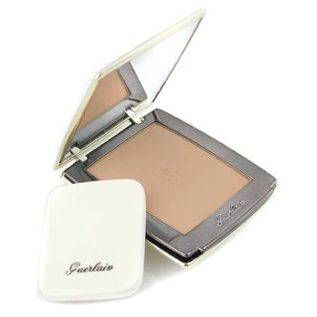 Parure Compact Foundation with Crystal Pearls SPF20 - # 03 Beige Parfait