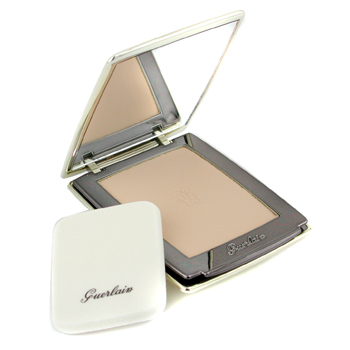 Parure Compact Foundation with Crystal Pearls SPF20 - # 01 Beige Chic