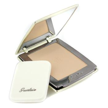 Parure Compact Foundation with Crystal Pearls SPF20 - # 32 Ambre Cristal