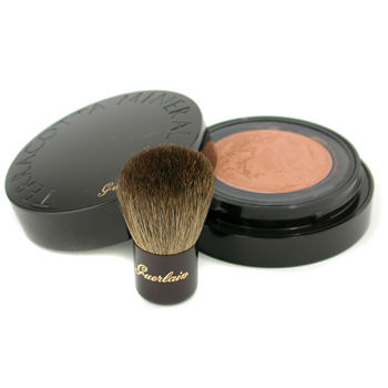Terracotta Mineral Flawless Bronzing Powder - # 03 Dark