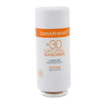 BareMinerals Natural Sunscreen SPF 30 For Face & Body - Medium