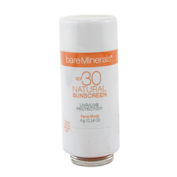 BareMinerals Natural Sunscreen SPF 30 For Face & Body - Tan